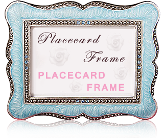Wedding Placecard Frame Favors