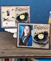 Softball themed Frames from Gifts By Fashioncraft