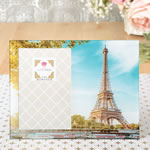 Stunning Eiffel Tower 4x6 Picture frame