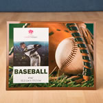 Stunning baseball frame 4 x 6 from gifts by fashioncraft