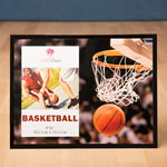 Magnificent basketball frame 4 x 6 from gifts by Fashioncraft®