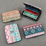Fun Aztec aluminium wallets from gifts by Fashioncraft®
