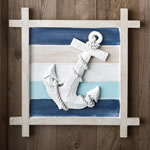 Nautical Themed Anchor Wall Decoration