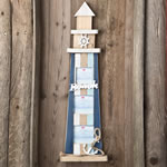 Lighthouse decoration picture frame