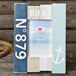Anchor design 4 x 6 Boat frame from gifts by fashioncraft