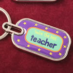 You're The best Teacher Key Chain from gifts by fashioncraft