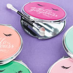 Adorable Hello Gorgeous Compact Mirror
