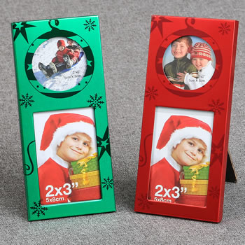 Christmas frame assortment in 24 piece display: Fashioncraft