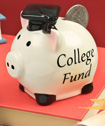 College Fund Piggy Bank
