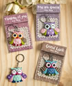 Gifts By Fashioncraft Sentimental Owl Key Ring