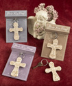 Inspirational Cross Key Chain from Gifts By Fashioncraft