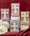 Inspirational Cross Magnet from Gifts By Fashioncraft