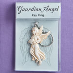 Graceful Guardian Angel Keychain from gifts by Fashioncraft