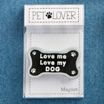 Pet Lover Magnet from gifts by Fashioncraft®