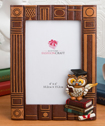 Graduation Owl Themed Photo Frame from Gifts By Fashioncraft