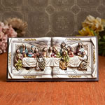 Magnificent last supper wall plaque from gifts by fashioncraft