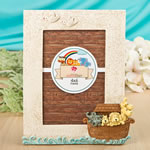 Delightful Noah's Ark 4x6 frame from gifts by fashioncraft