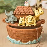 Charming Noah's Ark Box from gifts by fashioncraft