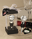<i>Vineyard Collection&Trade;</i> Crystal Ball Design Wine Stoppers