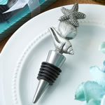 Sea themed / Beach themed bottle stopper from fashioncraft