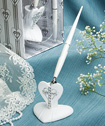 Cross And Heart Design Pen Set From The <em>Love And Faith Collection</em>