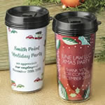 Double wall insulated Coffee cup from fashioncraft