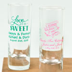 Expressions Collection 2oz shooter glasses