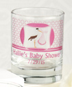 <em>Clearly Custom</em> Round Shot Glass/Votive Candle Holder
