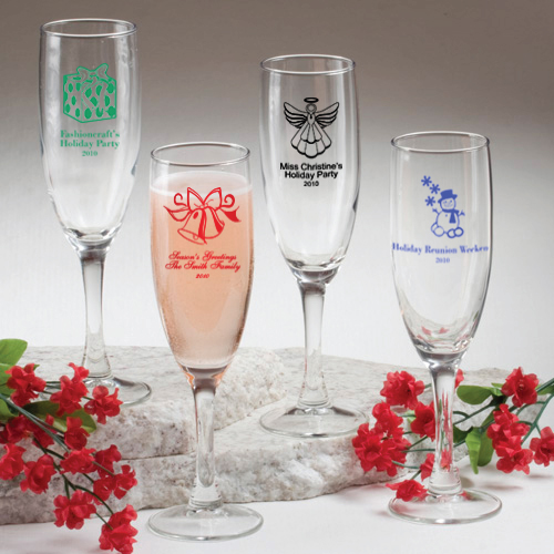 Personalized Glassware Gifts