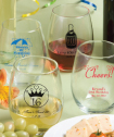 "15 Ounce Stemless Wine Glasses <span class=""smaller"">(gift boxes available)</span>"