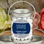 Personalized graduation design Collection classic mini paint can