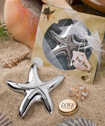Starfish Design Bottle Opener Favors