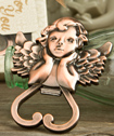 Heart Shaped Cherub Bottle Opener from Fashioncraft