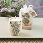Exquisite angel design candle tea light holder from Fashioncraft®