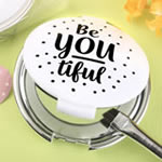 BE-YOU-TIFUL compact mirror from Fashioncraft®