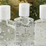 Perfectly plain collection hand sanitizer favors 30 ml size
