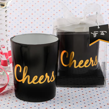 Cheers Candle from Fashioncraft®