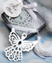 <em>Book Lovers  Collection</em> Angel Bookmark Favors