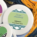 Personalized Expressions Collection Mirror Compact Favors - Graduation