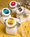 <em>Personalized  Expressions Collection</em> Ceramic Jar  Favors