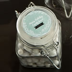 Vintage Design Collection apothecary glass jar
