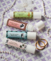 <em>Personalized Expressions Collection</em> Lip Balm Favors