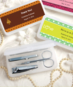 <em>Design Your Own Collection</em> Travel Manicure Sets