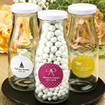 Aztec / Wanderlust Design Collection milk bottles