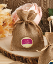 <em>Design Your Own Collection</em> burlap treat bags