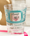 <em>Clearly Custom</em> Personalized Plastic Shot Glasses