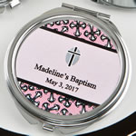 Personalized expressions collection Silver Metal Mirror