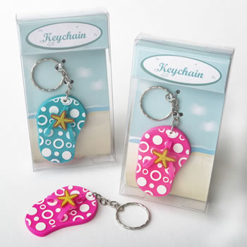 60303f951 Flip Flop Key Chain from Gifts By Fashioncraft  Fashioncraft