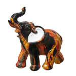 Flame Design Small Elephant