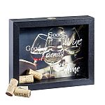 wine cork holder - shadow box